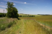 View towards Moulton
