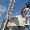 Thelnetham Windmill - detail