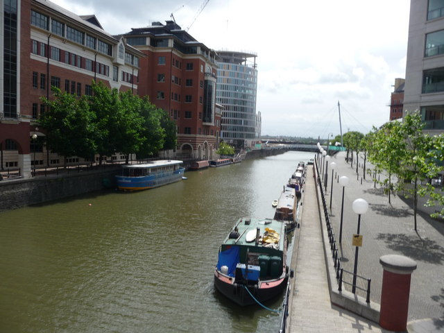 Bristol : The Floating Harbour