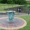 Bristol : Castle Park Fountain