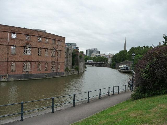 Bristol : River Avon & Floating Harbour