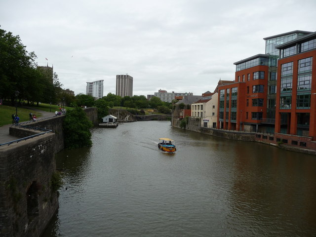 Bristol : River Avon & Floating Harbour