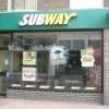 Subway in Gosport High Street