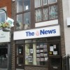 Newsagent in Gosport High Street