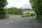 Bridge SBF/5 - Frizinghall Road