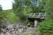Bridge over Allt Ceann Loch Luichart