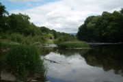 River Wye at Boughrood