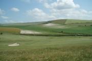 Farmland NW of Ovingdean