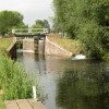 King's Lock, Bridgwater and Taunton Canal