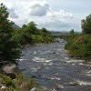 The River Torridon heads for the sea