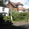 Lamppost in Spring Garden Lane