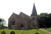All Saints Church, Church Road, Herstmonceux, East Sussex