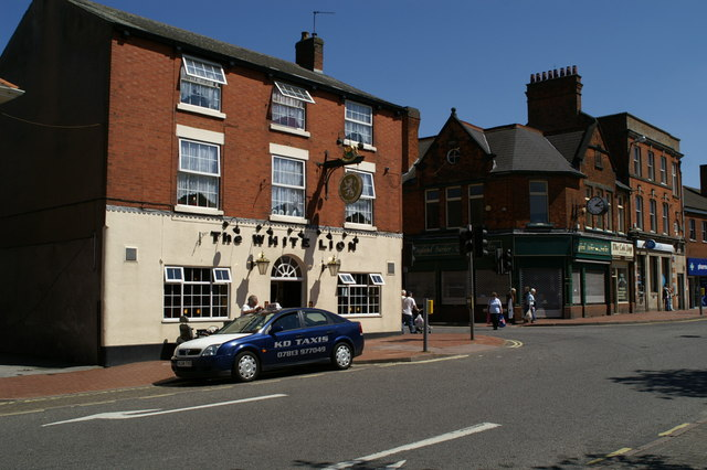 The White Lion, Ripley