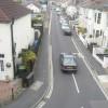 Middlecroft Lane as seen from Anns Hill Bridge