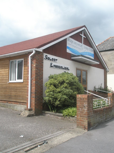 Solent Evangelical Church in Forton Road
