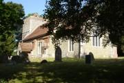Flowton Church