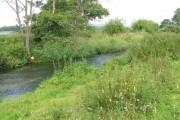 River Axe near Axe Bridge