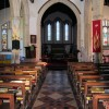 Church interior, Lawshall