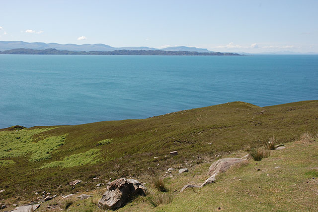 View over the Inner Sound