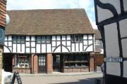 Half-timbering, Church Street