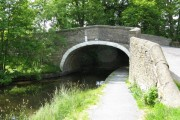 Anchor Bridge 151, Leeds and Liverpool Canal
