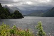 Loch Duich below Carr Brae
