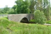 Bridge on the River Bran