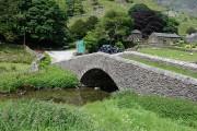 The bridge at Sadgill