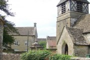 The Church of St Andrew, Leighterton
