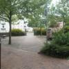 Pedestrianised area just south of Bemisters Lane