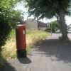 Postbox in Grove Road