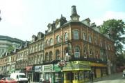 Victorian Hotels, New Briggate,  Leeds