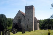 St Mary's Church, Hastingsleigh, Kent