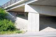 Graffiti under the A14