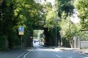 Railway Bridge, Demesne Road, Carshalton
