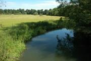 River Evenlode at Bladon