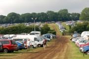 Glastonbury Festival - carparks E1 and E2