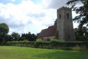Great Whenham Church