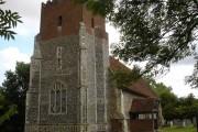 Little Wenham Church