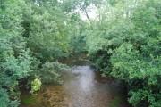 River Yare from Earlham Bridge, Earlham Rd