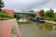 Tom Bolt Bridge in Banbury