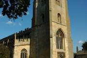St Peter's church, Winchcombe