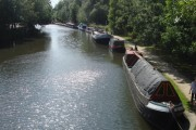 Grand Union Canal from London Road
