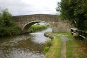 Weaver's Bridge over the Leeds and Liverpool Canal
