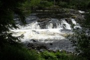 Falls on River Garry