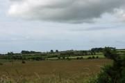 Farmland south of Plas Ward, Llangwyllog