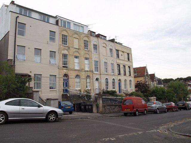 Claremont Road, Bristol