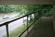 A14 bridge balcony