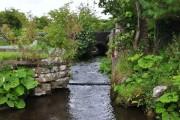 Gleaston stone bridge