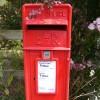 Postbox Friday Street